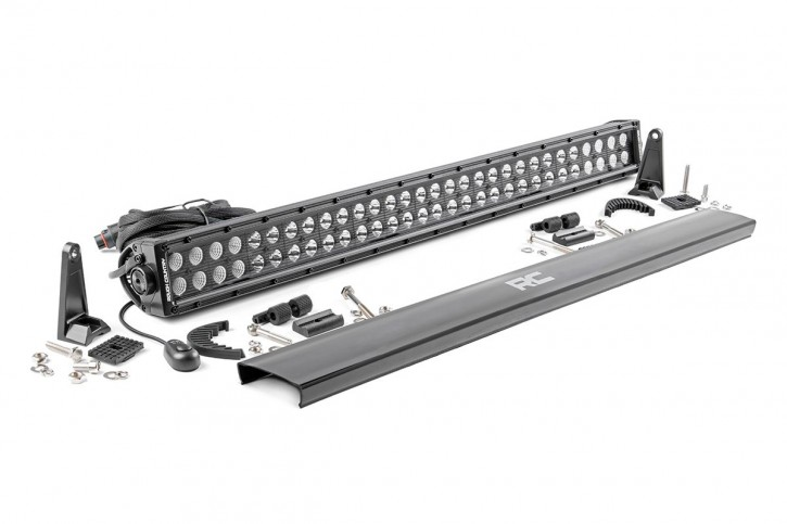 Light Bar 30 Inch - Dual Row