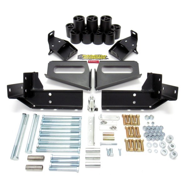 3 Zoll Body Lift Kit Suburban / Tahoe / Yukon Bj. 2007 - 2013