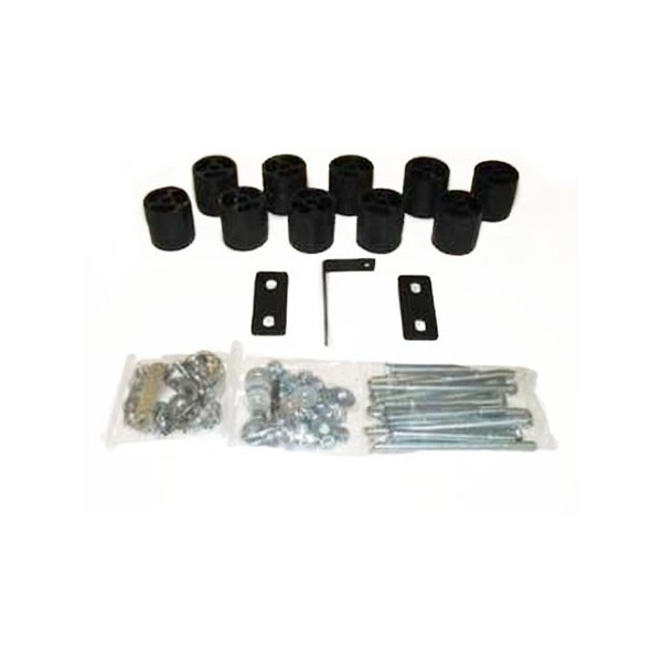 3 Zoll Body Lift Kit Ford Bronco Benziner Bj. 1992 - 1996
