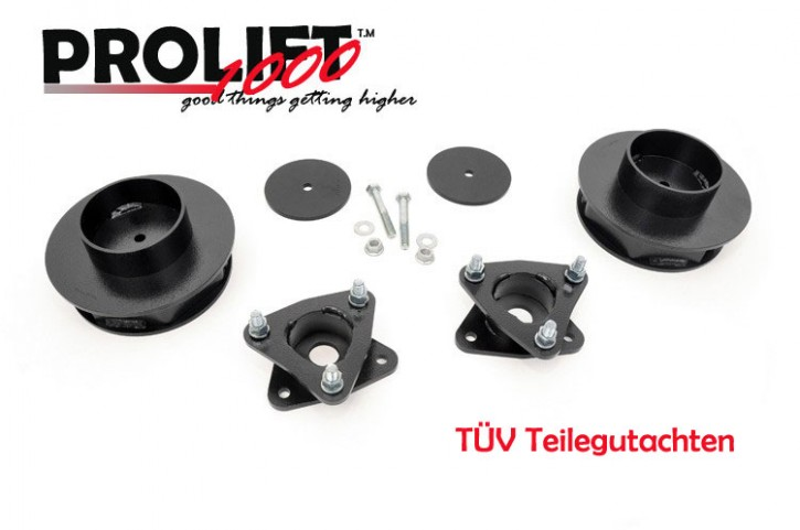 2,5 Zoll Spacer Kit Dodge RAM 1500'09-11  TOP ANGEBOT !!