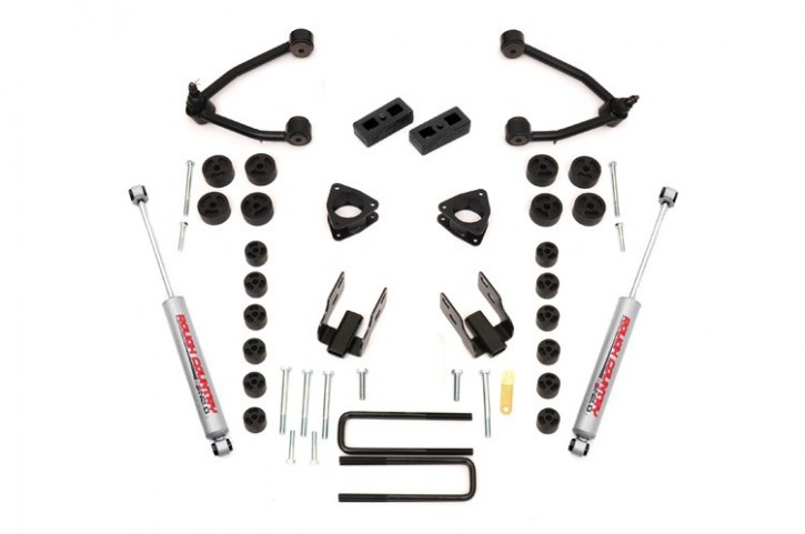 "4.75"" GM Combo Lift Kit -2WD- Bj. 07-13"