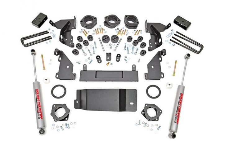 "4.75"" GM Combo Lift Kit -4WD- Bj. 14-15"