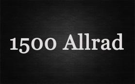 1500 Allrad