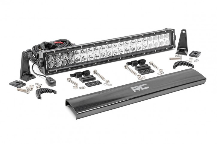 Light Bar 20 Inch - Dual Row