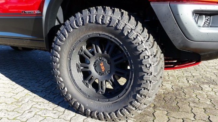 ATTURO Trailblade MT 37x13,5 R20