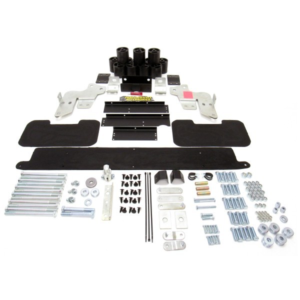 3 Zoll Body Lift Kit Suburban / Tahoe / Yukon Bj. 2000 - 2005