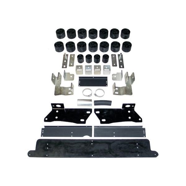 2 Zoll Body Lift Silverado / Sierra 1500 Bj. 2003 - 2005