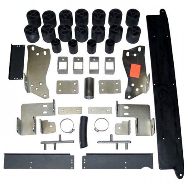 3 Zoll Body Lift Silverado / Sierra 1500 Bj. 2003 - 2005