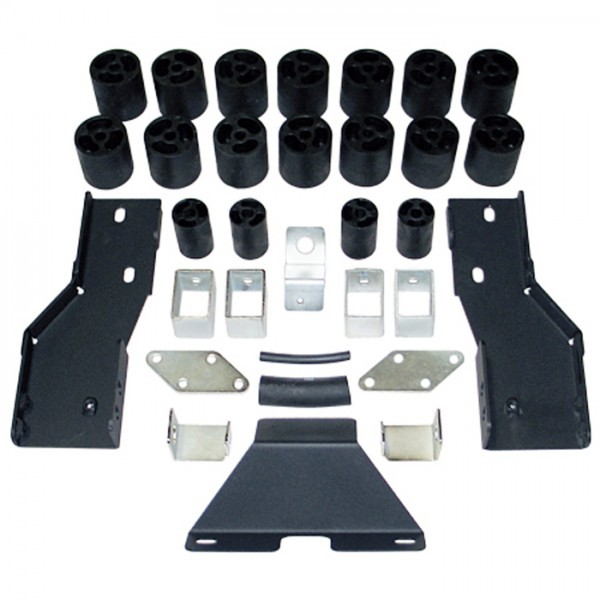 3 Zoll Body Lift Kit Chevrolet Colorado Bj. 2004 - 2006