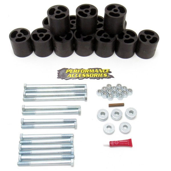3 Zoll Body Lift Kit Suburban Bj. 1973 - 1991