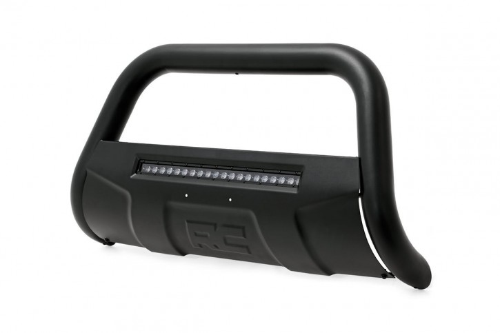 Frontbügel - schwarz/LED - 04-14