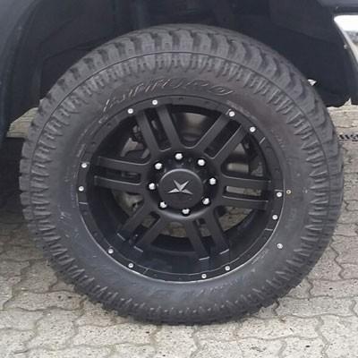 Komplettradsatz 9x20+35x12,520 Atturo XT TÜV