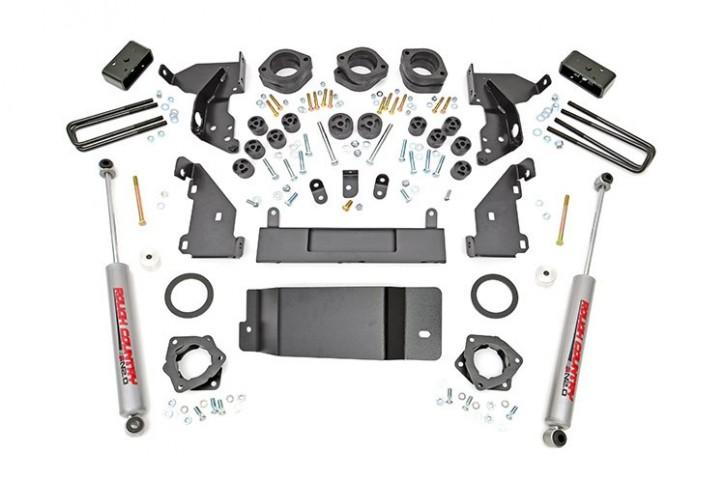 """4.75"""" GM Combo Lift Kit -4WD- Bj. 14-15"""