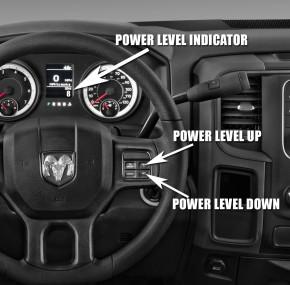 PULSAR  Tuner 2019 Dodge RAM 1500 Benziner